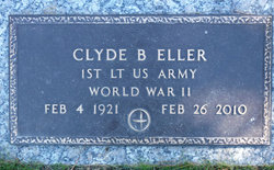 Clyde Blaine Eller, Jr