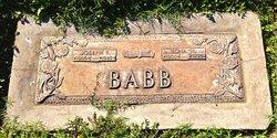 Edna Mae <i>Dawson</i> Babb
