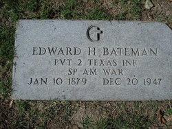 Edward Holt Bateman