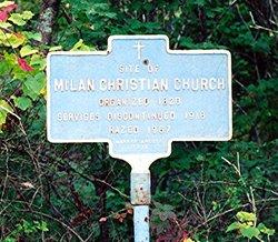 Christian Church Cemetery (Milan)