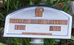 Nellie Mae <i>Watts</i> Latta