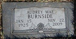 Audrey Mae <i>Bradford</i> Burnside