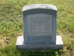 William Clinton Clint Cockrell
