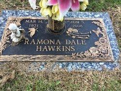 Ramona Dale <i>Chambless</i> Hawkins