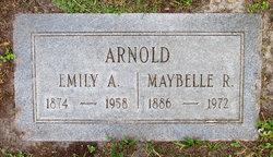 Eveline Amelia Emily Arnold