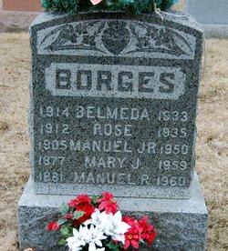 Marie Jesus Mary <i>Medeiros</i> Borges