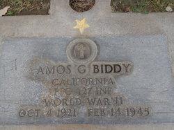 Amos Graham Biddy