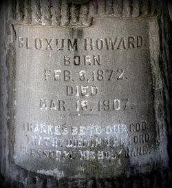 Bloxum Howard