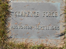Clarence Force
