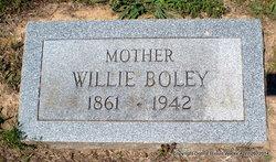 Willie Boley