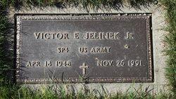 Victor E Bo Jelinek, Jr