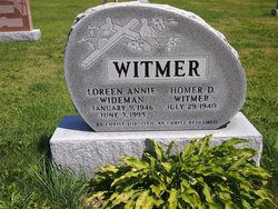 Loreen Annie <i>Wideman</i> Witmer