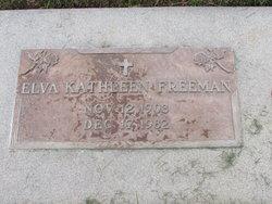 Elva Kathleen Freeman