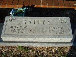 Thelma <i>Rogers</i> Bailey