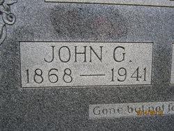 John G Barker