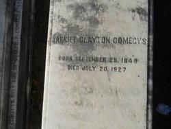 Harriet Clayton Comegys