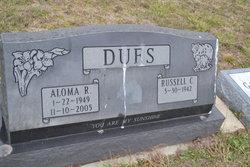 Aloma Ruth <i>Pratt</i> Dues