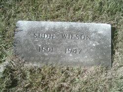 Sudie <i>Lucas</i> Wilson