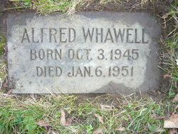 Alfred Whawell