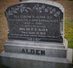 Maria <i>Hyde</i> Alden