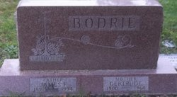 James F. Bodrie