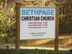 Beth Page Church Cemetery