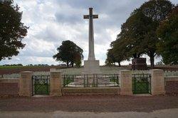 Euston Road Cemetery, Colincamps