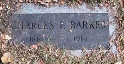 Charles Francis Barker