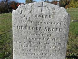Rebecca Angel