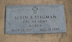 Alvin Austin Stegman