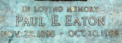 Paul Edward Eaton