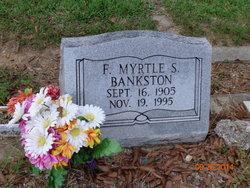 Florence Myrtle <i>Stewart</i> Bankston