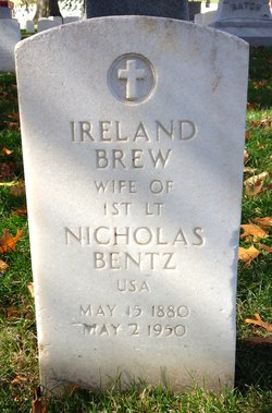 Ireland Mary <i>Brew</i> Bentz