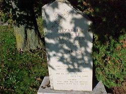 Elizabeth Janette <i>Schneider</i> Alexander