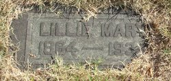 Lillie Mary <i>Alison</i> Bower