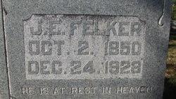 Jesse Edward Felker