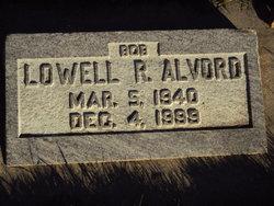 Lowell Robert Bob Alvord