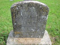 Emma M Leslie