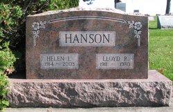 Helen Lucille <i>Lincoln</i> Hanson