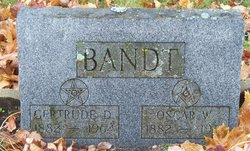Gertrude D Bandt