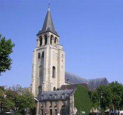 Saint-Germain-des-Pr�s Church