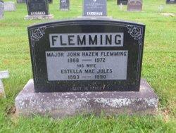 Estella Mae <i>Jules</i> Flemming