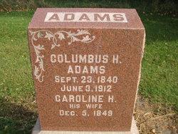 Columbus H. Adams
