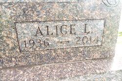 Alice Lavonne <i>Nairn</i> Mansfield