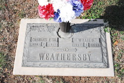 Charles Franklin Weathersby, Jr