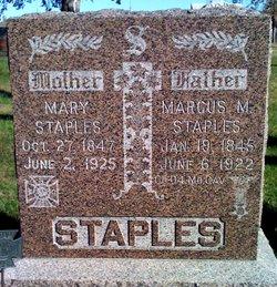 Marcus Martin Staples