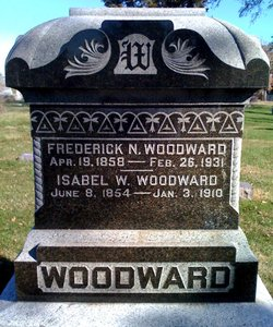 Frederick N Woodward
