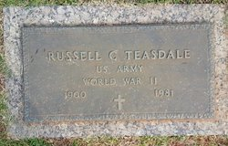 Russell C Teasdale