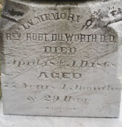 Rev Robert Dilworth