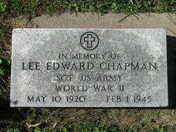 Lee Edward Chapman